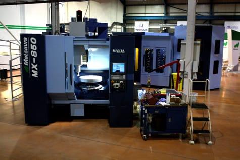 News Amp Engineering Solutions Matsuura Machinery