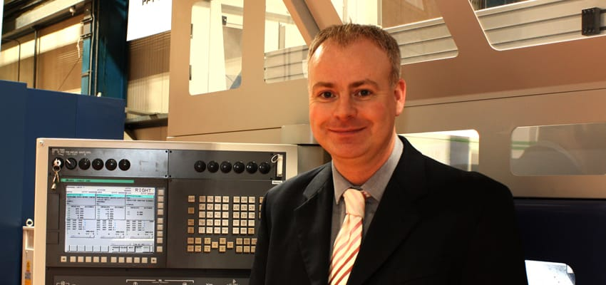 Image for Barry Pender Joins Matsuura Sales Team