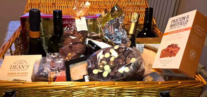 Image for Luxury Hamper - Charity Prize Draw!