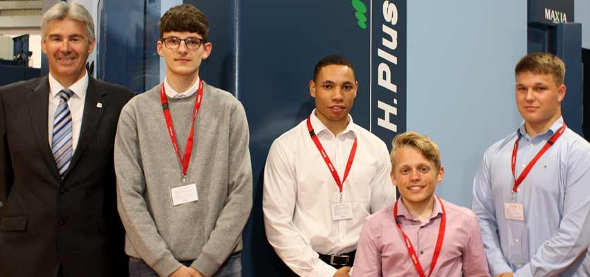 Image for Matsuura New Apprentice Welcome Evening.