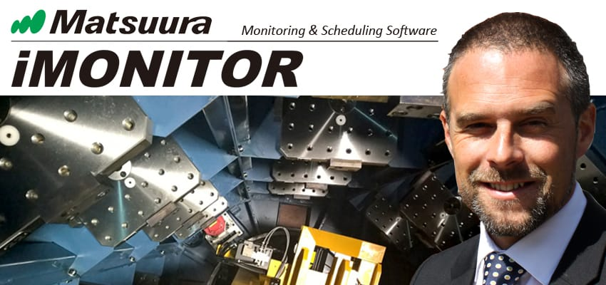 Image for Right Machine, Right Control - Introducing Matsuura iMonitor
