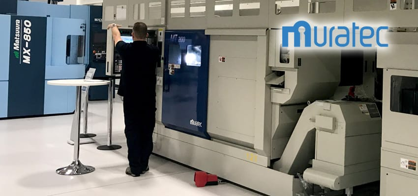 Image for Slave to your lathe? Think automation - with Muratec