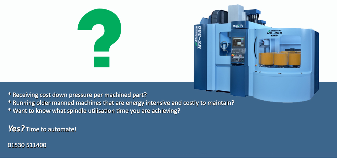 Image for Running a UK based CNC machine shop? 3 questions for you!
