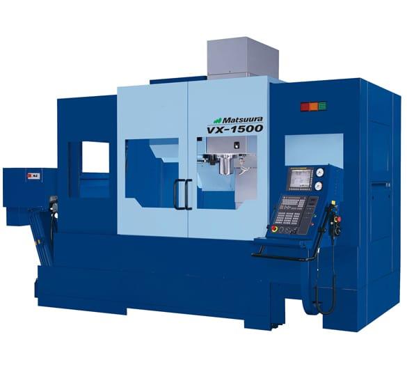 matsuura vx 1500 specifications pdf